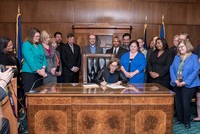 Basic Rights Oregon - Signing of the Youth Mental Health Protection Act with Governor Brown