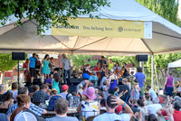 Ecotrust Sundown Concert - Portland Cello Project 2015