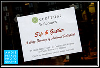 Ecotrust Sip & Gather Event