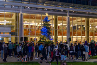 Concordia University Tree Lighting Ceremony 2016