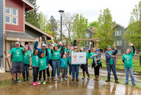 Comcast Cares Day 2017 - Portland, Oregon