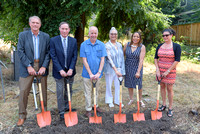 CCC Charlotte Rutherford Place Groundbreaking 2017