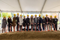 CCC Blackburn Building Ground Breaking Ceremony 2017