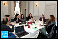 ISES Board Meeting at the Governor Hotel