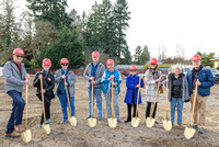 Rose Villa Ground Breaking 2018
