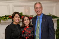 PSU President's Holiday Party 2016