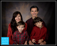 S Family Holiday Portraits