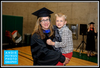 PSU CUPA Hooding Ceremony 2013