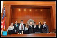 Classroom Law Project Mock Trial State Finals 2015