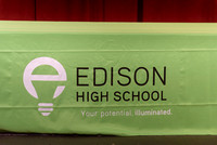 Edison High School Commencement 2016