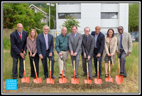 CCC Hill Park Apartments Ground Breaking