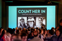 WFO Count Her In Gala 2017